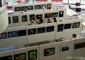 武蔵野写遊会の第2回作品発表会